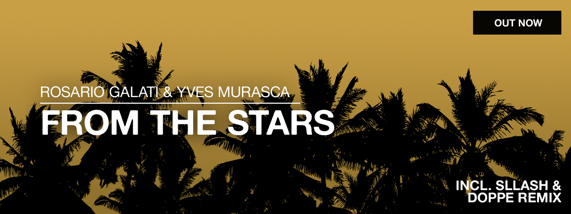 FromTheStars_Homepage_Banner_outnow